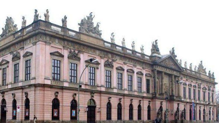Das Deutsche Historische Museum Unter den Linden.