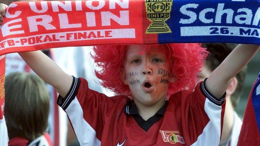 Die größten 90 Minuten nach der Wiedervereinigung: Der 1. FC Union steht 2001 im Pokalfinale gegen den FC Schalke 04.