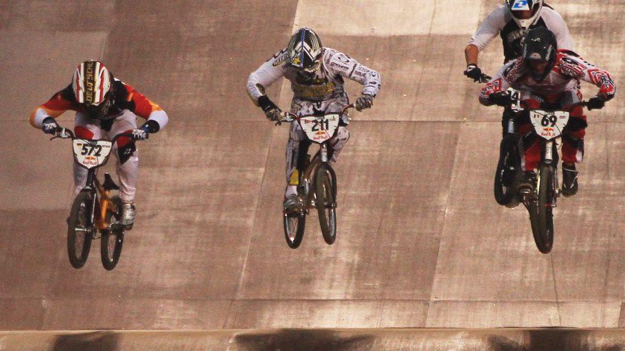 Zum zweiten Mal treffen sich 2013 die weltbesten BMX-Racer im Mellowpark. Insgesamt 28 Spitzenfahrer und acht Wildcard Gewinner werden am 17. August an den Start gehen.