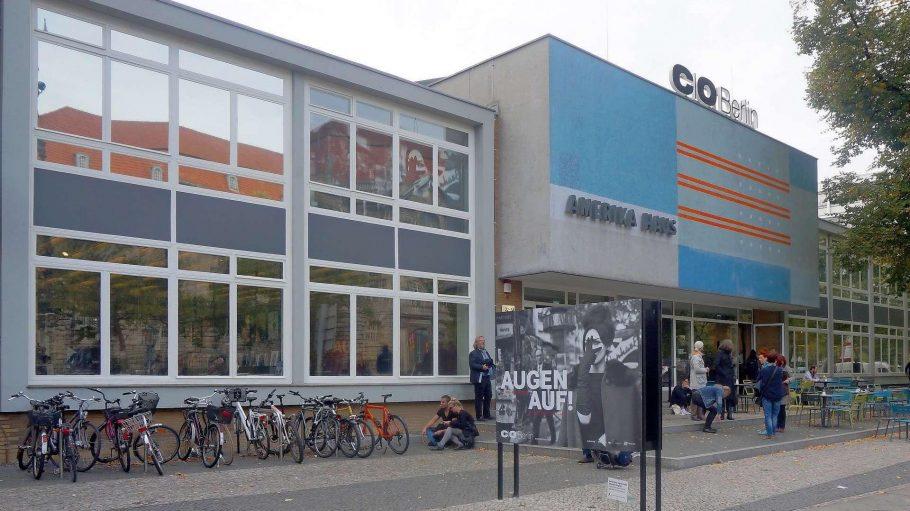 Die Galerie C/O Berlin im Amerika-Haus.