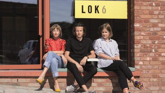 Maria, Tobias und Julia eröffneten am 1. Juni das Lok6 am Gleisdreieckpark