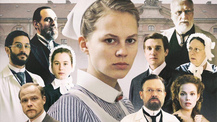 In der neuen ARD-Serie Charité, wirst du in sechs Folgen in das 19. Jahrhundert geführt. Los geht's ab 21. März zur Primetime um 20.15 Uhr.