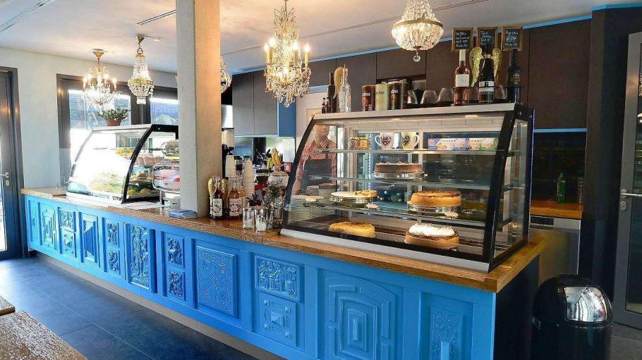 Die Kaffebar des Apeccino.