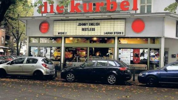 Ein Bild aus vergangenen Tagen: Die Kurbel an der Giesebrechtstraße musste aus wirtschaftlichen Gründen schließen.