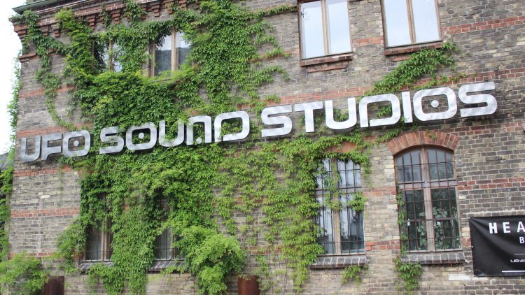 Der Sound der Vergangenheit: Heute beherbergt die ehemalige Schneiderbrauerei ein Tonstudio und dient als Eventlocation.