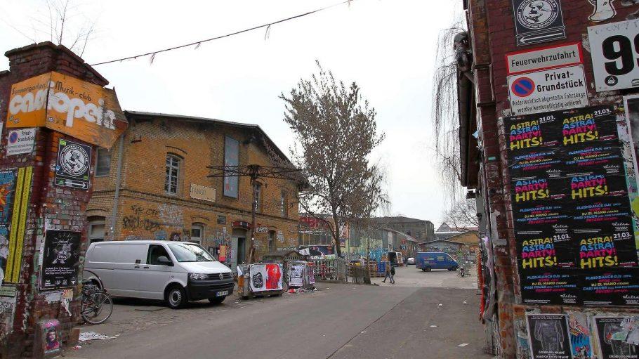 Die Revaler Straße 99, eine gute Adresse für das weltweit gefragte Berlin-Feeling.