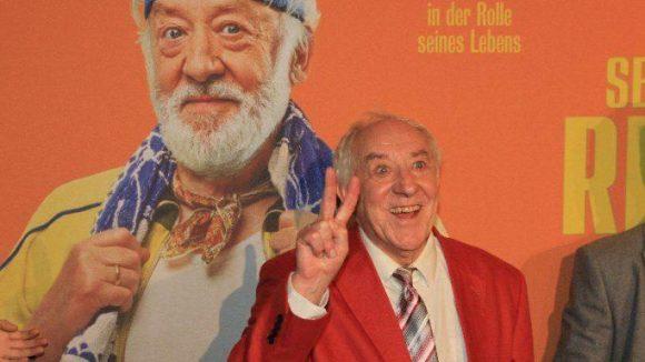 """Didi auf vollen Touren: """"Sein letztes Rennen"""" ist Dieter Hallervordens erster Film als Hauptdarsteller seit """"Alles Lüge"""" von 1991."""