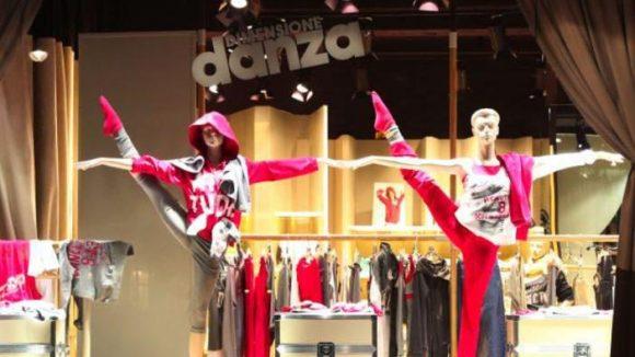 Vorhang auf für die italienische Tanzmode!
