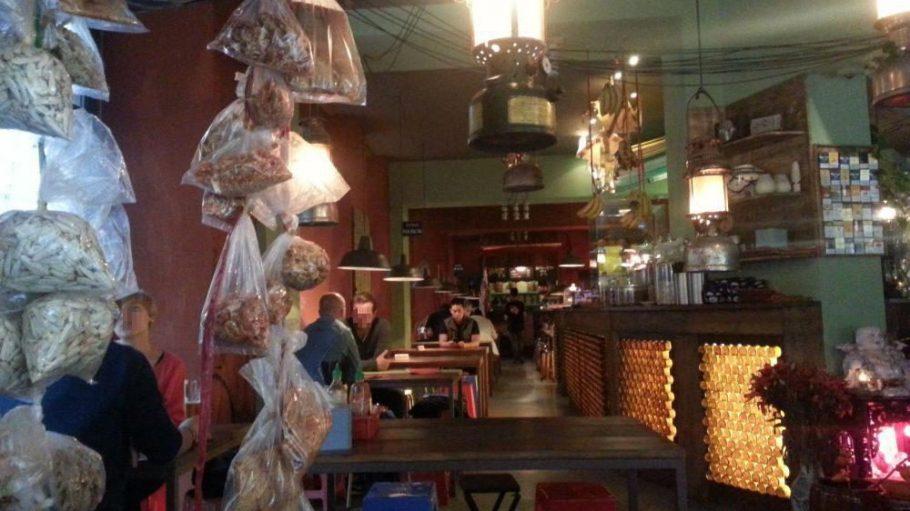 Vietnamesisches Street Food gibt's nun auch auf der Rosenthaler Straße.