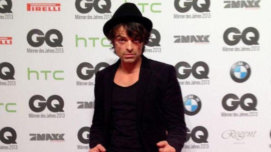 Nicolino liebt den roten Teppich, wie etwa hier bei der GQ Männer des Jahres 2013-Gala.