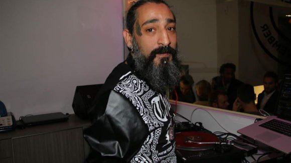 Sorgte an den Plattentellern für Stimmung: DJ Senay Gueler.