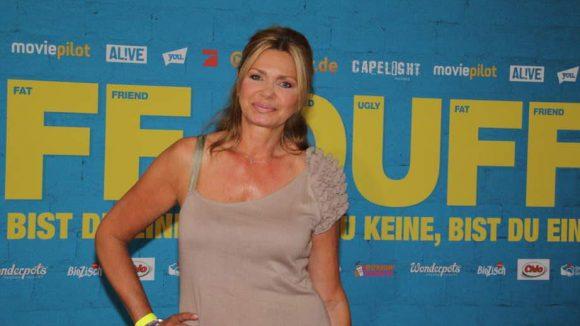 ... und Maren Gilzer, die auch den jüngsten TV-Zuschauern als Dschungel-Queen bekannt sein dürfte.