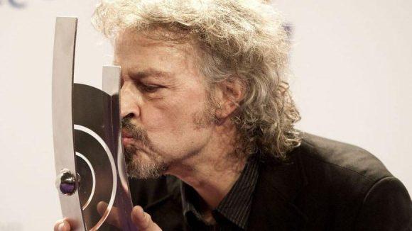Er erhielt den Ehrenpreis für sein Lebenswerk: BAP-Frontmann Wolfgang Niedecken