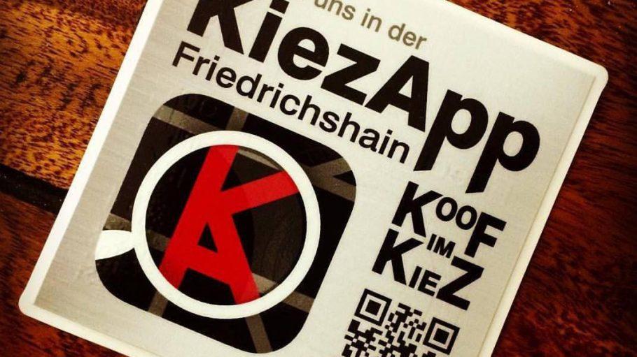 Unterstütze Kiezkneipen und schreibe Bewertungen über sie in der KiezApp Friedrichshain.