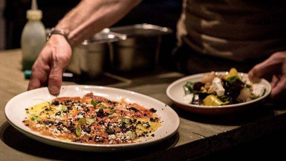 Das Essen im Night Kitchen sieht nicht nur wunderschön aus, es schmeckt auch überragend.