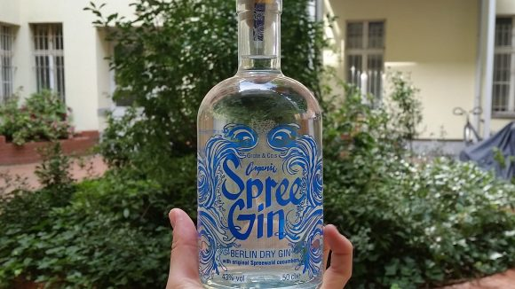 Spree Gin – Berlins erster Bio-Gin.