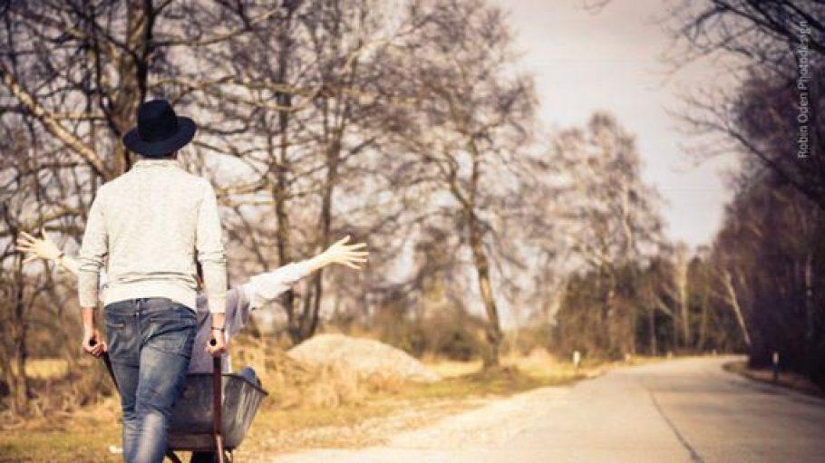 Auf dem Esel, mit dem Fahrrad, zu Fuß oder per Anhalter: Um in 36 Stunden so weit wie möglich auszureißen, sind der Kreativität keine Grenzen gesetzt.