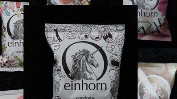 So eine stylische Kondom-Packung könnte schon bald in deinem Supermarkt stehen.