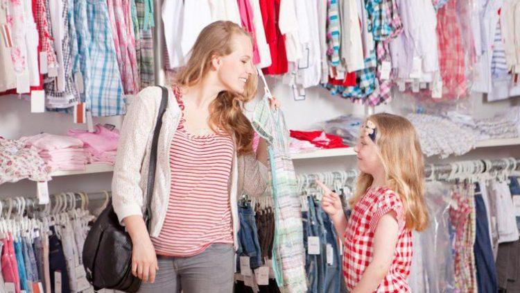 Ein Einkaufsbummel mit Kindern muss nicht nervtötend sein.