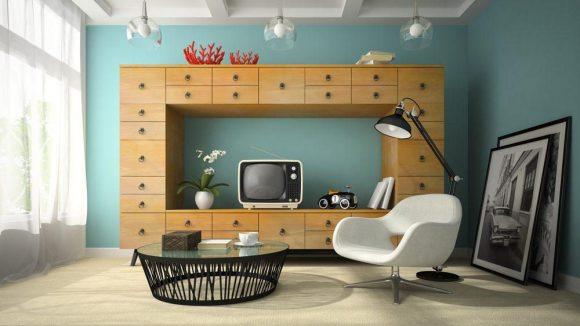 Weiche Formen und poppige Farben: Der Retro-Stil der 50er und 60er Jahre ist absolut im Trend. Mit diesen Tipps verwandelst du auch deine Wohnung in eine Style-Oase.