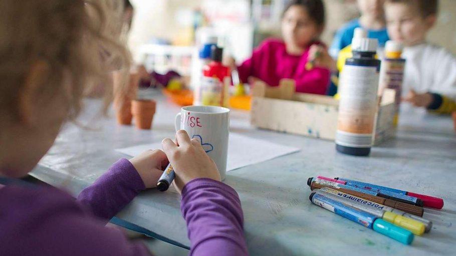 Elternvertreter in der Spreewaldschule sind besorgt, dass ihre Kinder im Hort nicht ordnungsgemäß beaufsichtigt werden.