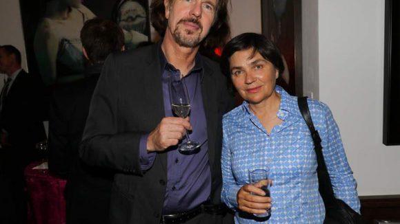 Hinter den Kulissen agieren sonst Drehbuchautor Stefan Kolditz und Schauspielagentin Renate Landkammer.