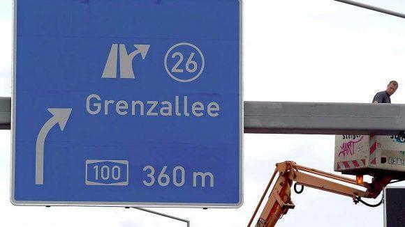 Endstation Treptow - oder Frankfurter Allee?