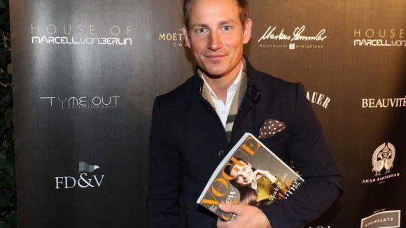 Moderator Ricky Breitengraser hatte die Vogue dabei. Was uns perfekt zum nächsten Event überleitet ...