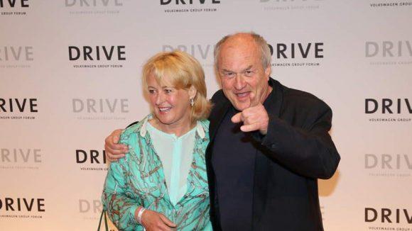 ... oder Annette und Dietrich Mattausch.