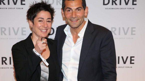 Dunja Hayali und Mitri Sirin moderieren zusammen das ZDF Morgenmagazin.