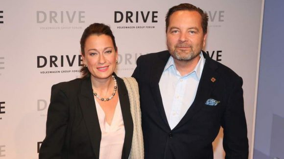 ... Stefanie und Daniel Wall ...