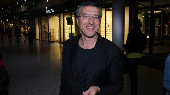 Ansonsten traf man auf jede Menge einheimische Designer, wie Andreas Murkudis, der auch einen Shop im Bikini Berlin betreibt.