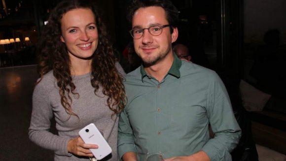 Das neue Label der beiden Weißensee-Absolventen Laura Krauthausen und Konstantin Laschkow heißt Case Studies. Ihre erste Kollektion erscheint zwar erst 2015, aber auf der Wool Week zeigen sie bereits eine Preview.