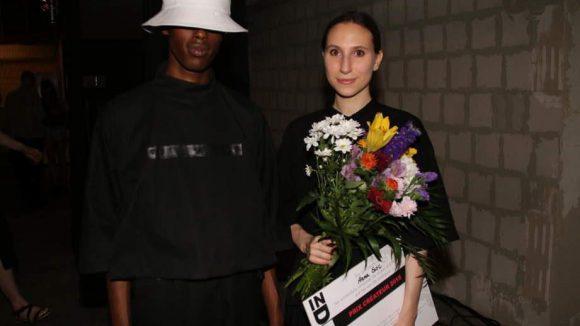 Anna Swic wurde für PILGRIM der Prix Createure zugesprochen.