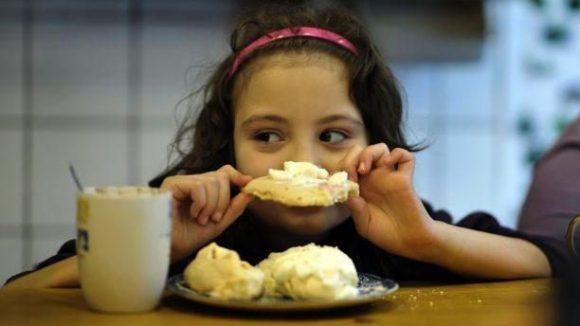 Wenn man selbst gekocht hat, schmeckt das Essen gleich doppelt so lecker!