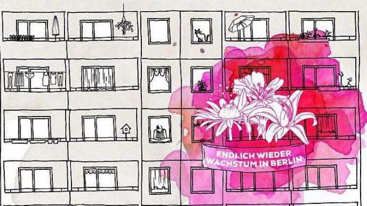 Der eigene Balkon als Paradiesgärtlein, und das ganz ohne gärtnerisches Vorwissen: Die etagen_erika macht's möglich.
