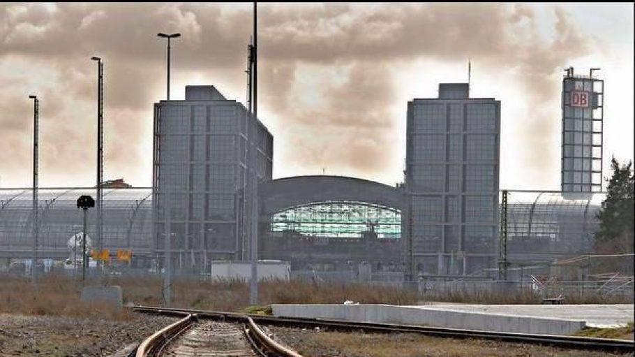 Unweit des Hauptbahnhofs wächst die Europa-City in den Himmel.