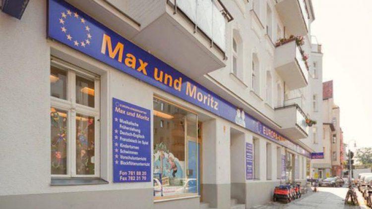 Der Europa-Kindergarten Max und Moritz ist ein internationaler, bilingualer Kindergarten in Schöneberg.