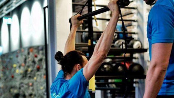 Im Evo Fitnessclub kannst du dich mit Unterstützung der Trainer in verschiedenen Bereichen voll ausleben.
