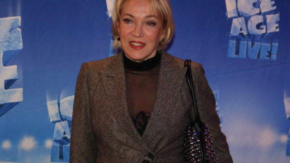 Lange nicht mehr gesehen: Ex-GSZS-Schauspielerin Lisa Riecken.