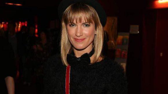 Ex-GZSZ-Star Isabell Horn - ebenfalls mit Hut.