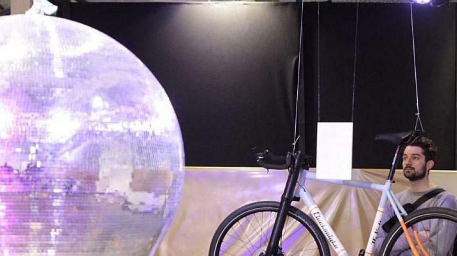 Auf der Berliner Fahrradmesse 2014 wird vom Einsteiger-Modell bis hin zur High-End-Maschine alles vorgestellt.