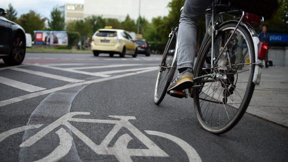 Der Fahrrad-Volksentscheid sucht nach Lösungen für ein fahrradfreundliches Berlin.