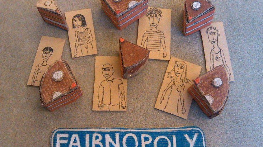 Bei Fairnopoly bekommt jeder ein Stück vom Kuchen.