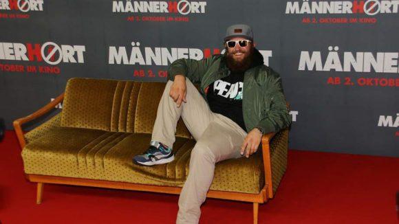 Immer häufiger gesehener Gast: Der Berliner Rapper MC Fitti.