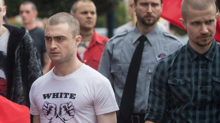 """Daniel Radcliffe spielt im Thriller """"Imperium"""" einen FBI-Agenten."""
