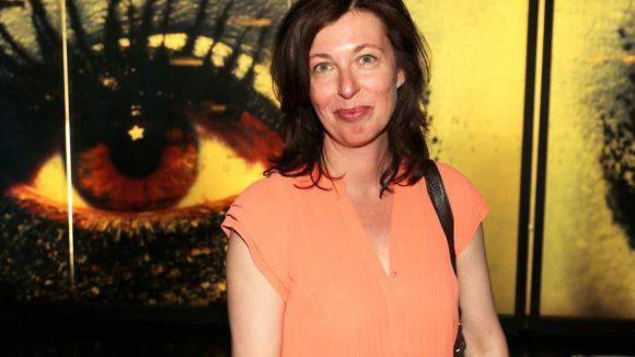 Die Premiere des Films wollte sich auch Festival-Chefin Frederike Dellert nicht entgehen lassen.