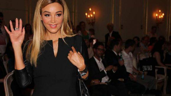 Zur Fashion Week auch in Berlin unterwegs: Verona Pooth.
