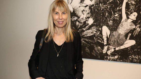 Zu den Gästen gehörte Verlegerin Angelika Taschen.