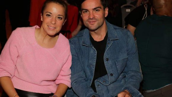 ... die Designerkollegen Marina Hoermanseder und Ivan Mandzukic ...